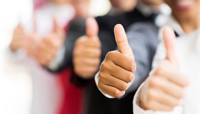 Alle klanten van Alfabet vertaalbureau geven een score 100%